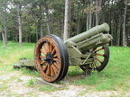 BL 6-inch 26 cwt howitzer Obice 152/13